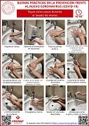 cartell sobre rentat de mans